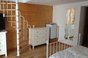 Apartment in Alt-Hürth, Schlafzimmer