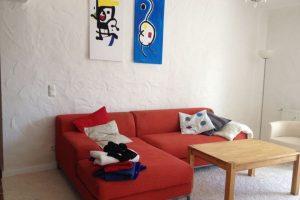 Apartment in Alt-Hürth, Wohnzimmer