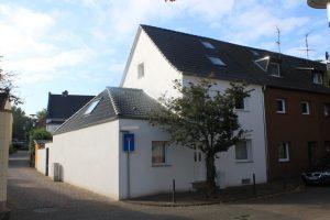 Haus in Hürth-Gleuel, Fassade - nachher