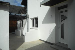 Haus in Vettweiß, Fassade - nachher