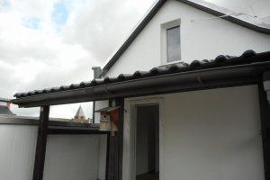 Haus in Vettweiß, Terrasse - nachher