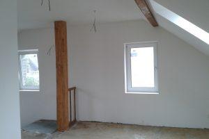 Dachgeschoss nachher