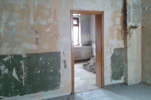 Zimmer in OG, vorher