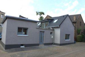 Haus in Alt-Hürth, Fassade - nachher